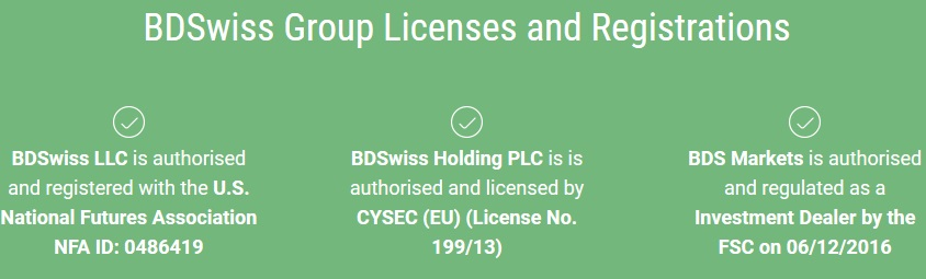 Licenses and regulations Image