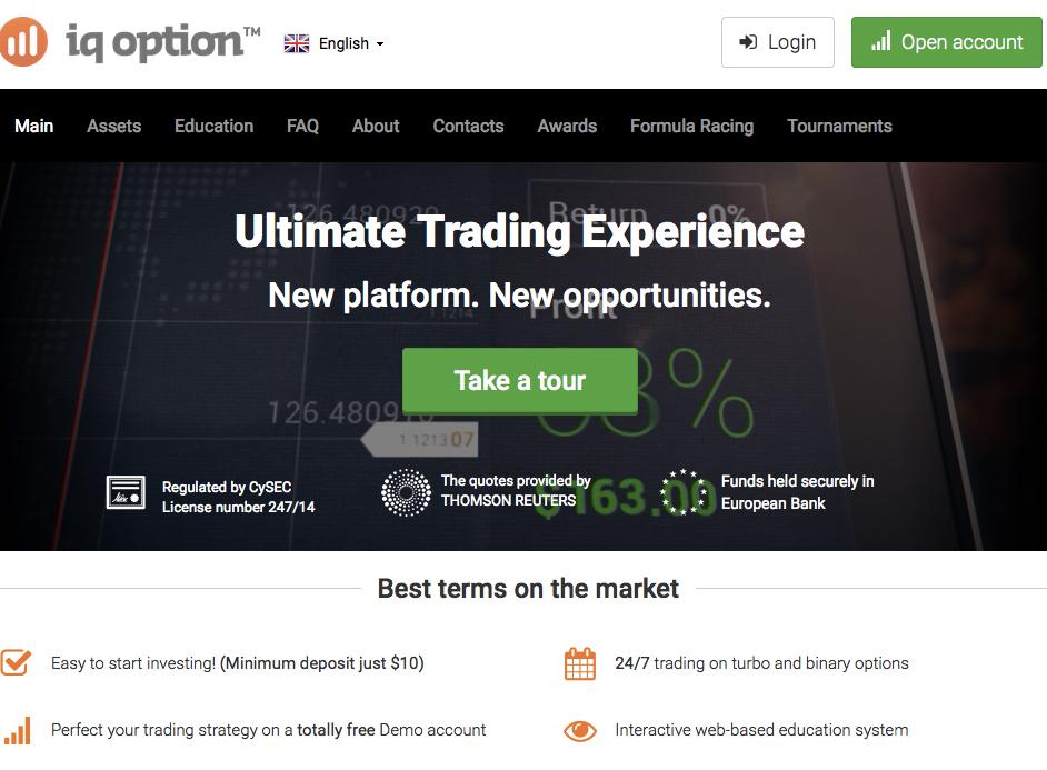 iqoption review