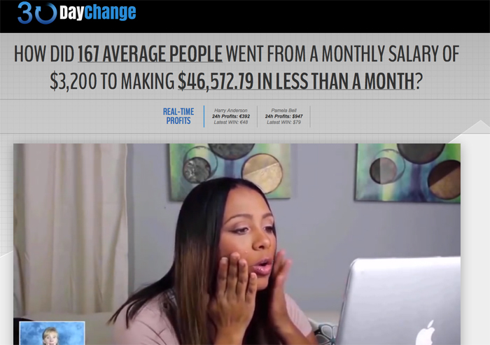 30 days change review