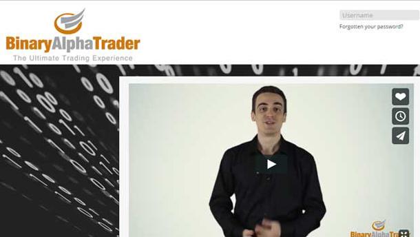 binary alpha trader