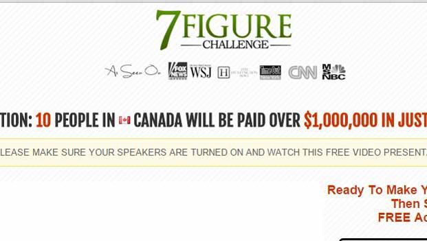 7 figure challenge review