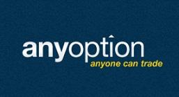 AnyOption logo