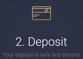 Deposit Step 2