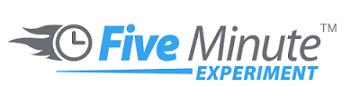 five-minute-experiment-logo