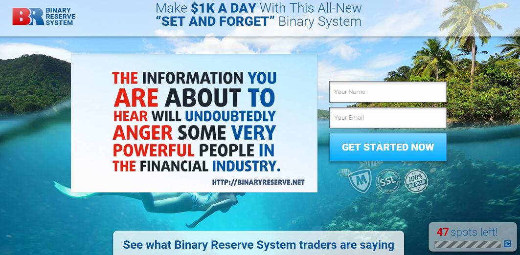 binary-reserve-system-screenshot