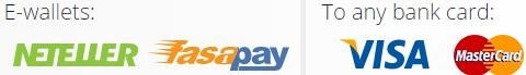 Wallet Types Deposits