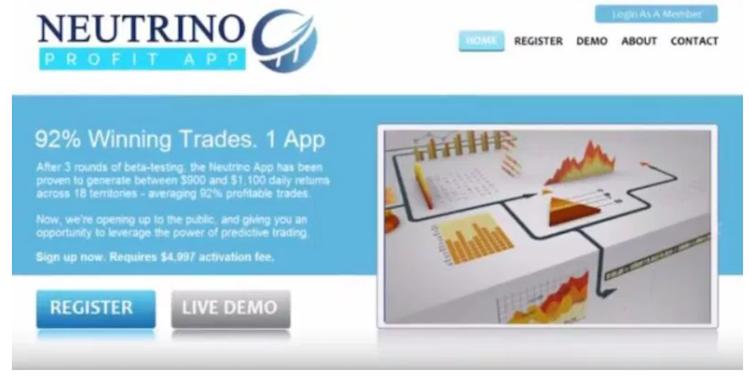 neutrino-profit-app-screenshot