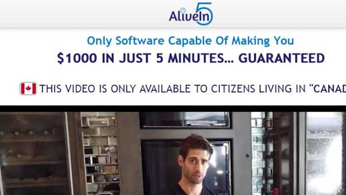 Availability Video Promotion