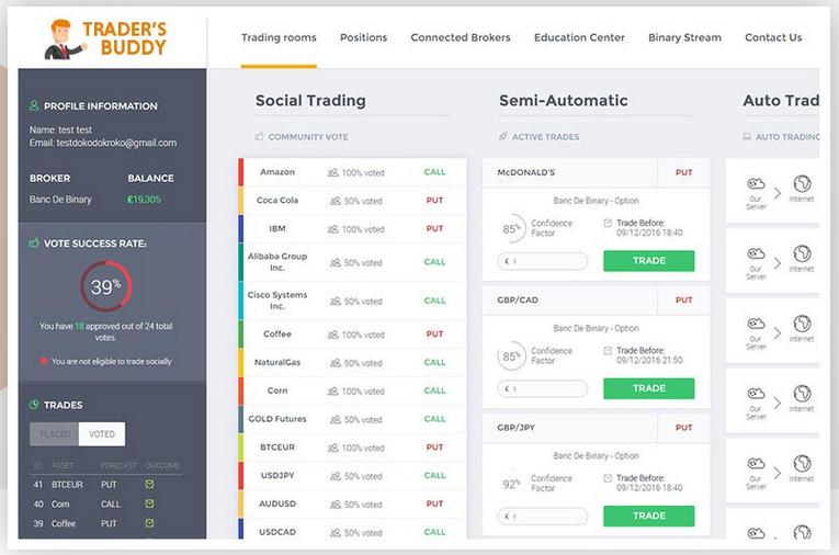 Traders Buddy Screenshot