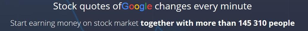 Stock Quotes Google