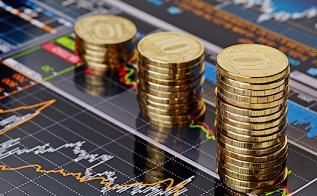 Stock Market Coins