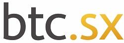BTCsx Logotype