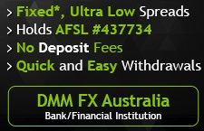 Fixed Ultra Low Spreads