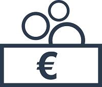 Euro Coins Wallet