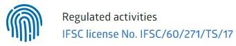 IFSC License Number