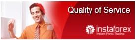 Quality of Service Instaforex