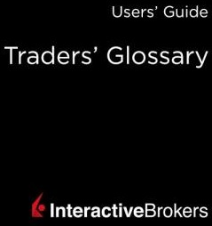 Traders Glossary Users Guide