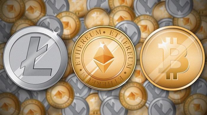 Cryptocurrencies Banner