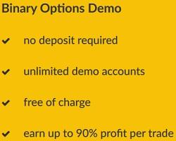 Demo Account Binary Options