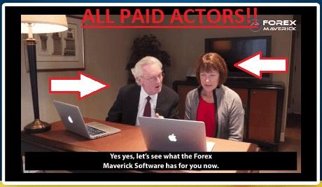 Paid Actors Maverick