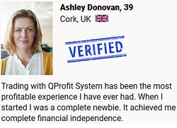 Review Testimonial Ashley Donovan