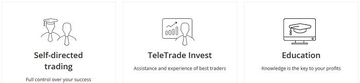 Self Directed Trading Teletrade